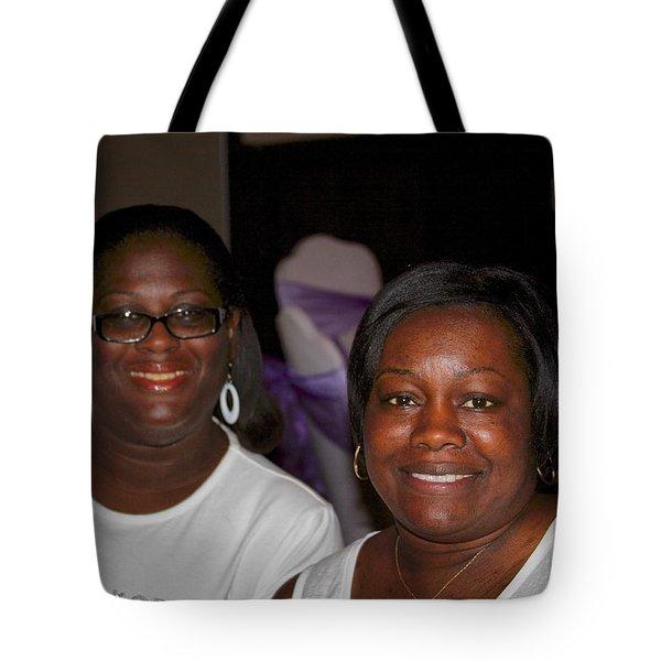 Sanderson - 4526 Tote Bag