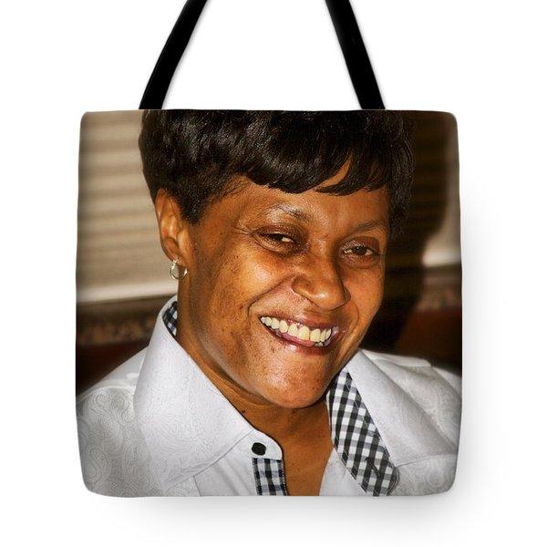 Sanderson - 4533.2 Tote Bag