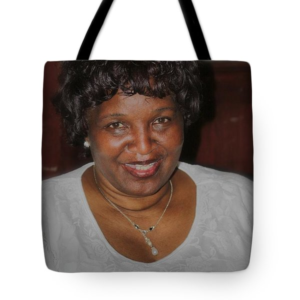 Sanderson - 4535.2 Tote Bag