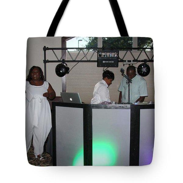 Sanderson - 4539 Tote Bag