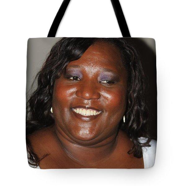 Sanderson - 4540 Tote Bag