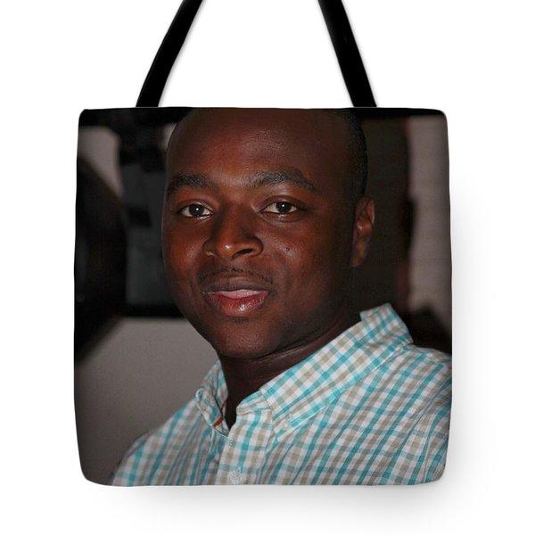 Sanderson - 4541 Tote Bag by Joe Finney