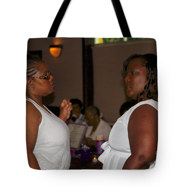 Sanderson - 4546 Tote Bag