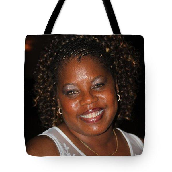 Sanderson - 4552 Tote Bag