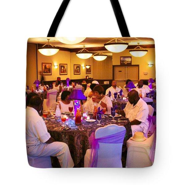 Sanderson - 4555 Tote Bag by Joe Finney
