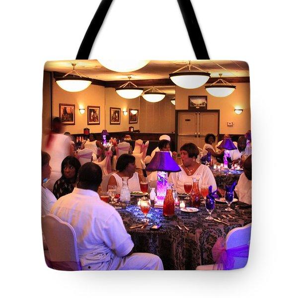 Sanderson - 4561 Tote Bag