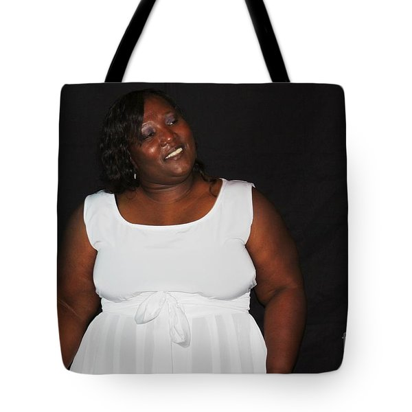 Sanderson - 4566 Tote Bag by Joe Finney