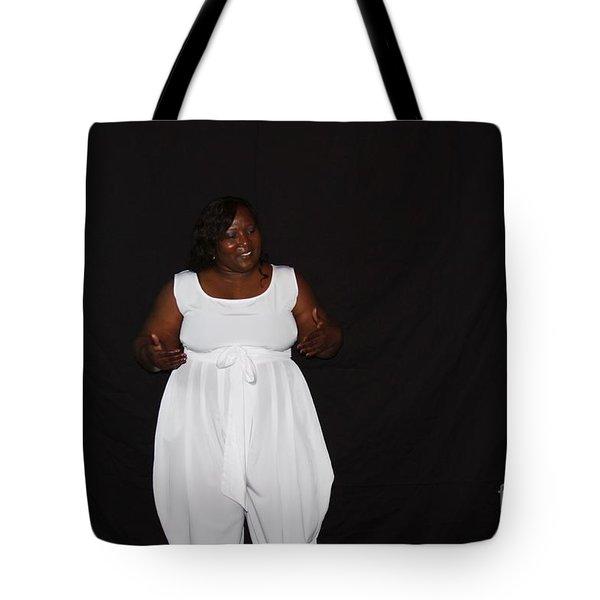 Sanderson - 4568 Tote Bag