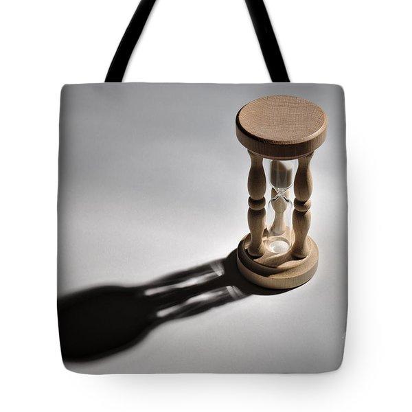 Sandglass Counting Tote Bag
