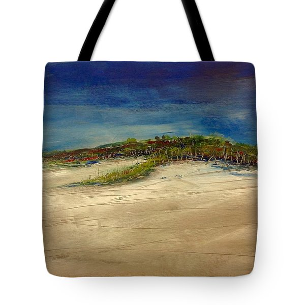Sandilands Beach - Overcast Day Tote Bag