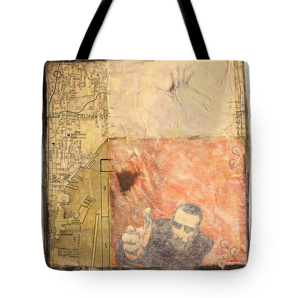 Sandpoint Tote Bag