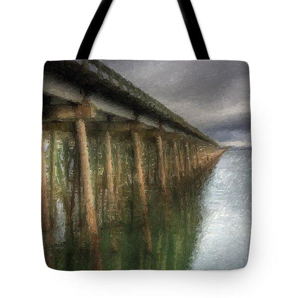 Sandpoint Longbridge  Tote Bag