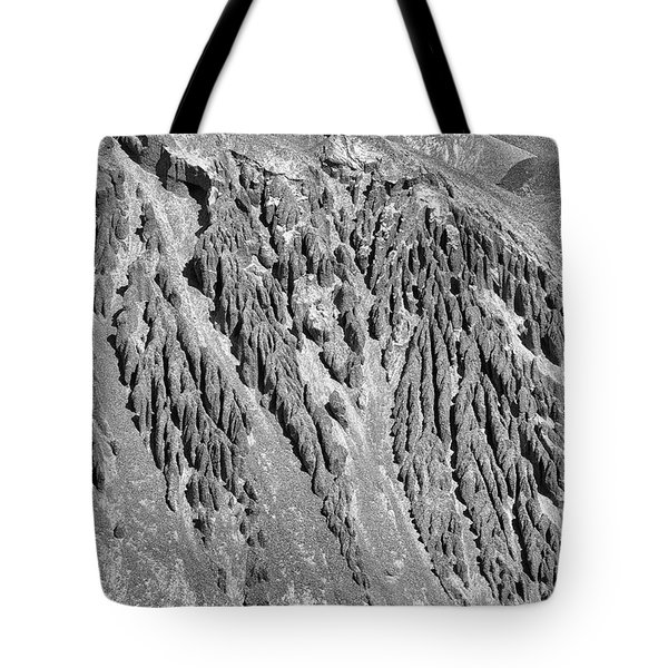 Sands Of Time Monochrome Art By Kaylyn Franks  Tote Bag