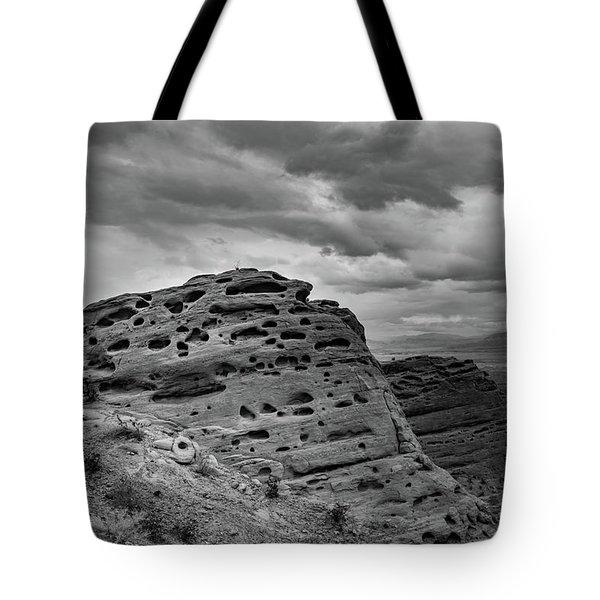 Sandstone Butte Tote Bag