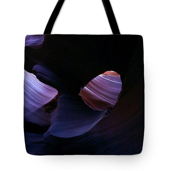 Sandstone Portal Tote Bag by Mike  Dawson