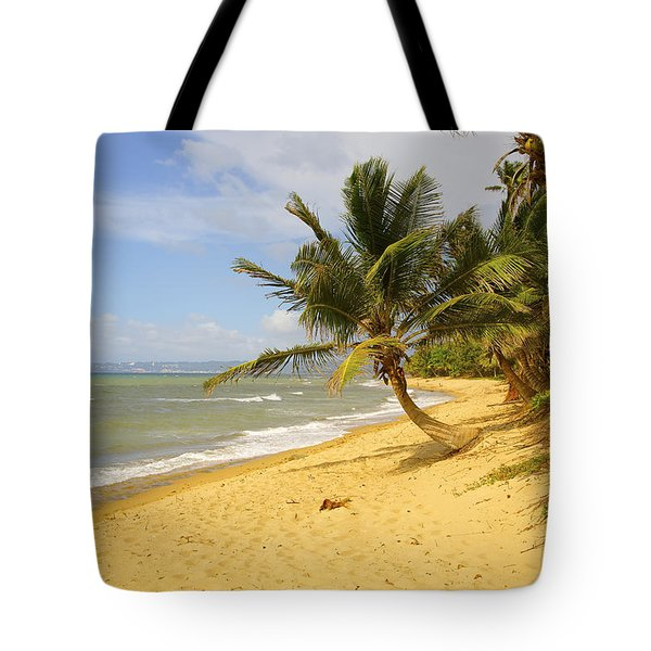 Sandy Beach II Tote Bag