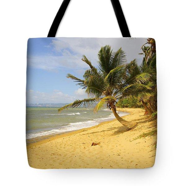 Sandy Beach II Tote Bag