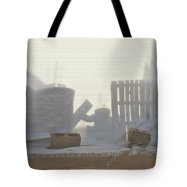 Sandy City Tote Bag