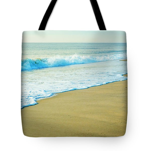 Sandy Hook Beach, New Jersey, Usa Tote Bag