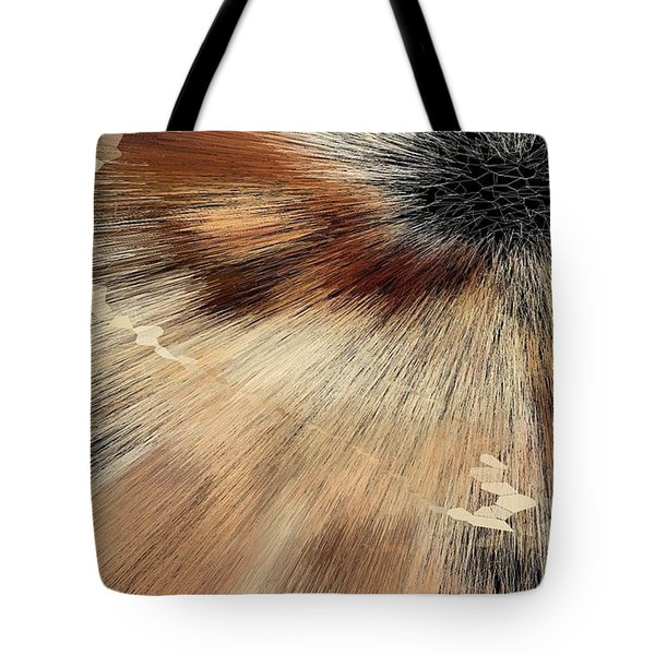 Sandy Light Speed Tote Bag