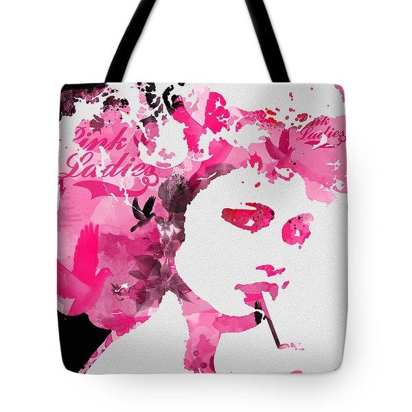 Sandy Tote Bag