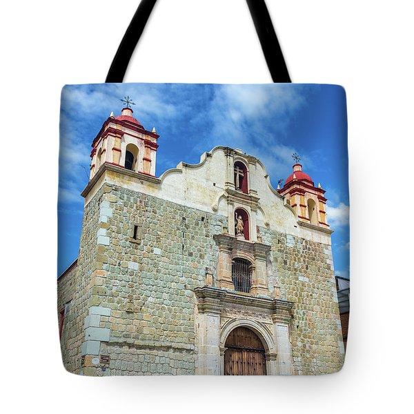Sangre De Cristo Church Tote Bag