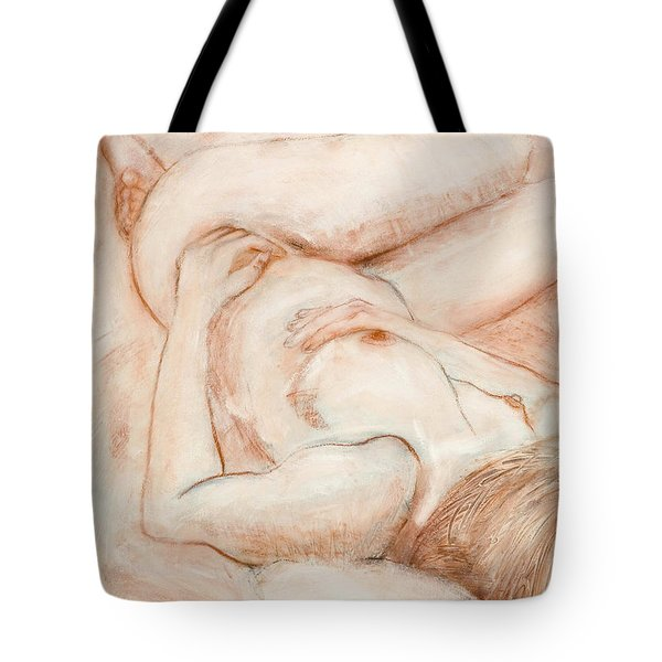 Sanguine Nude Tote Bag