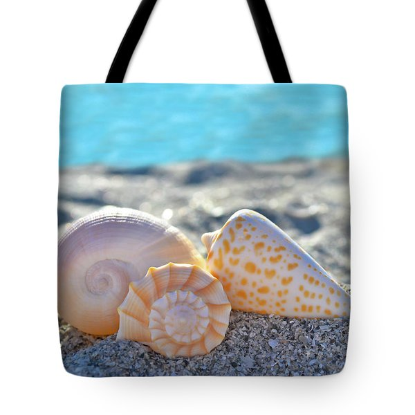 Sanibel Treasures  Tote Bag