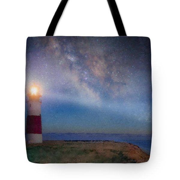 Sankaty Head Light, Nantucket Tote Bag