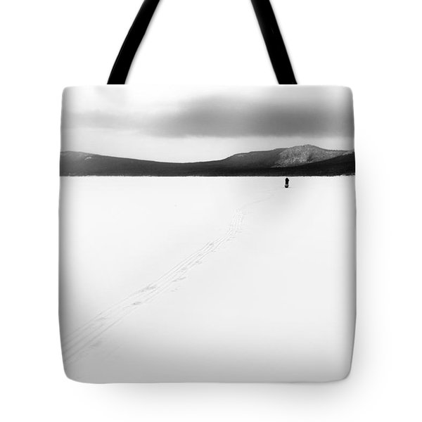 Sannikov Land Tote Bag