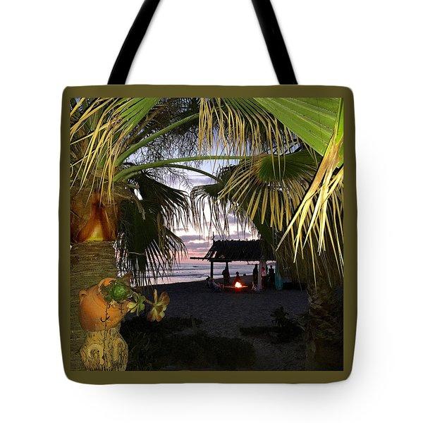 Sano Shack Sunset Tote Bag