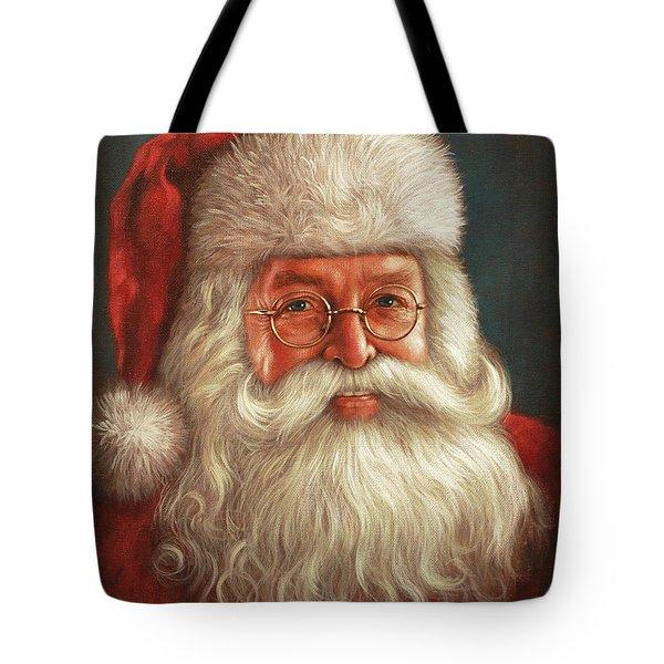 Santa 2017 Tote Bag