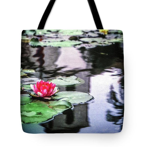 Tote Bag featuring the photograph Santa Barbara Lily by Samuel M Purvis III