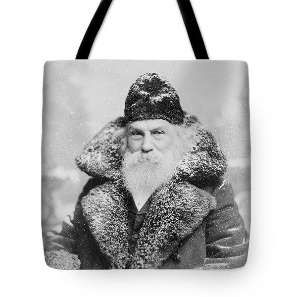 Santa Claus Tote Bag