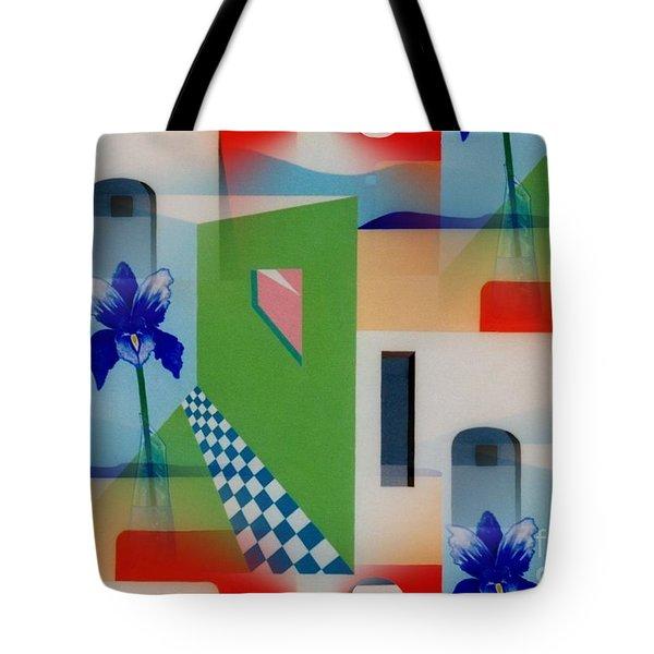 Santa Fe Adobe - #1 Tote Bag
