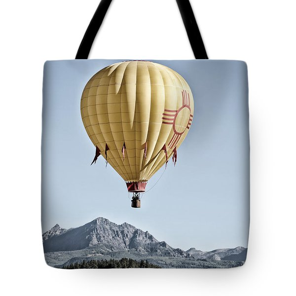 Santa Fe Air Force Tote Bag