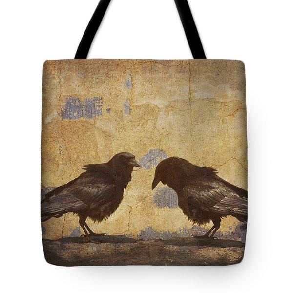Santa Fe Crows Tote Bag