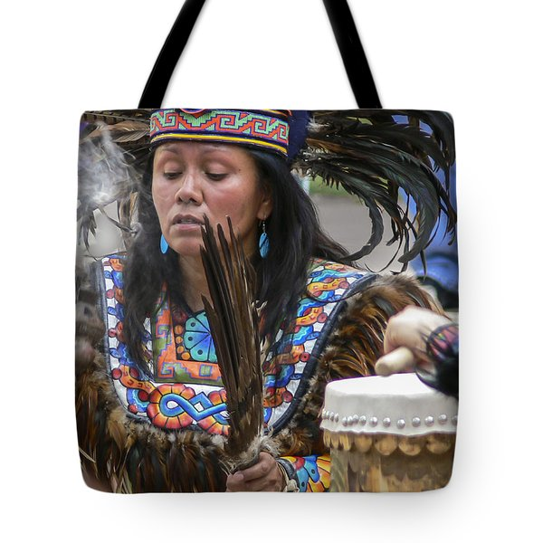 Santa Fe - La Shamana Tote Bag