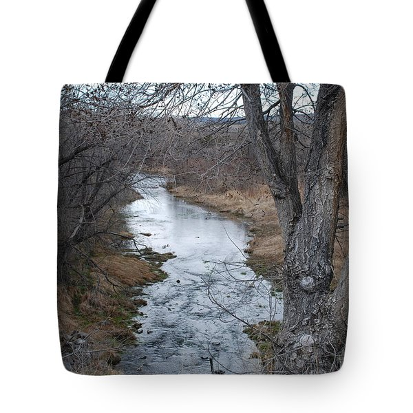Santa Fe River Tote Bag