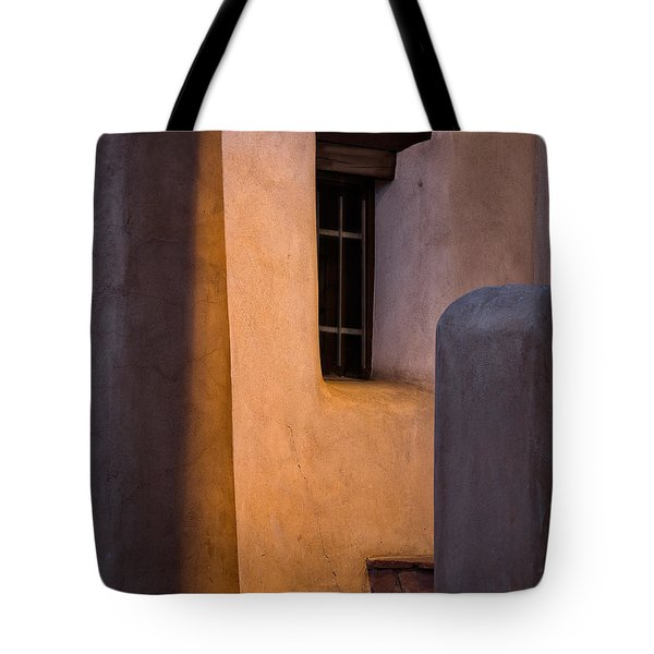 Santa Fe Steps Tote Bag