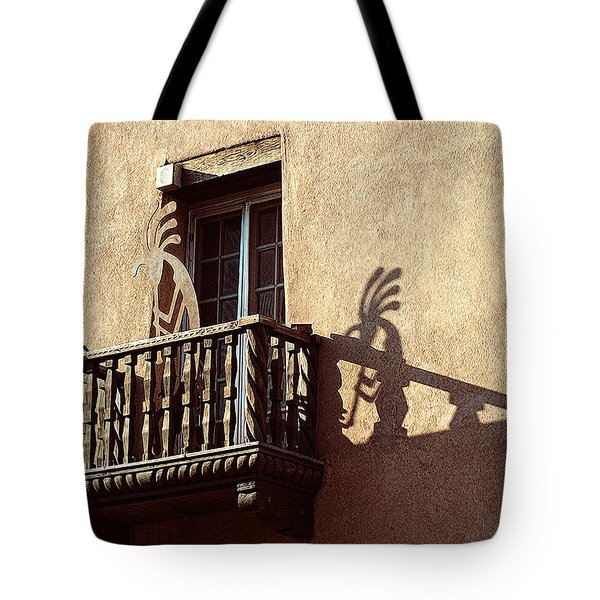 Santa Fe Sunrise Tote Bag