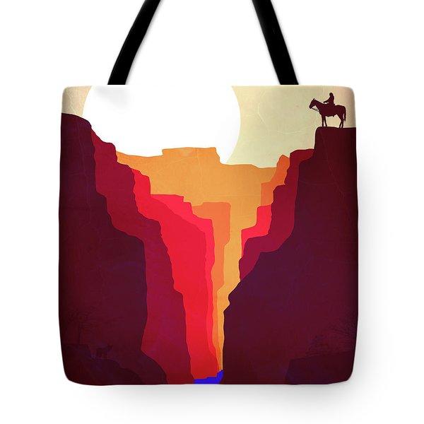 Santa Helena Canyon 1  Tote Bag