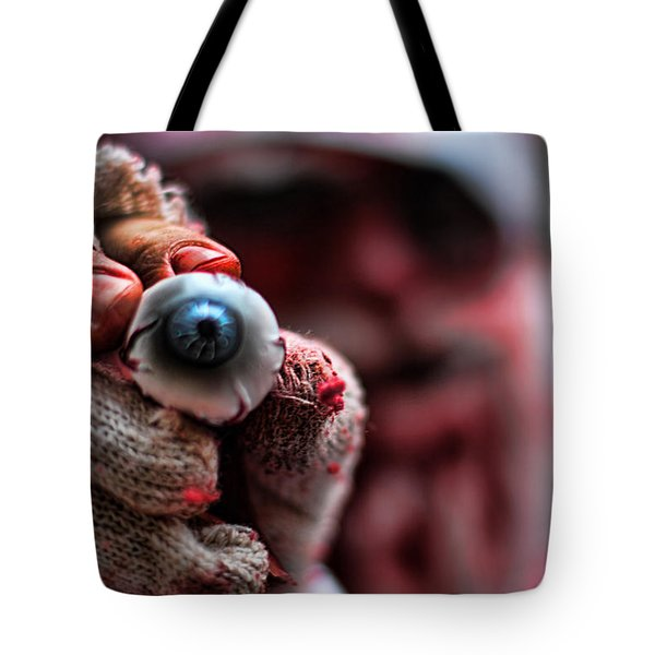 Santa Is Watching You Tote Bag
