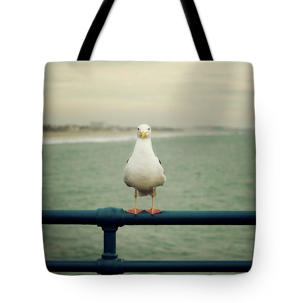Santa Monica Tote Bag