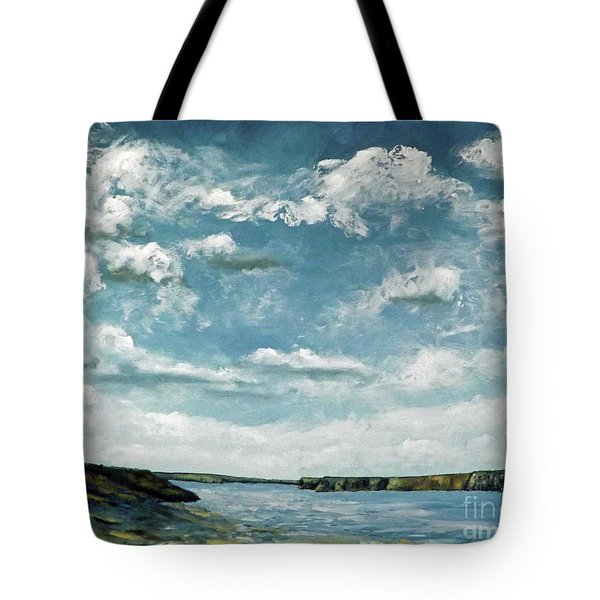 Santa Rosa Lake 1 Tote Bag