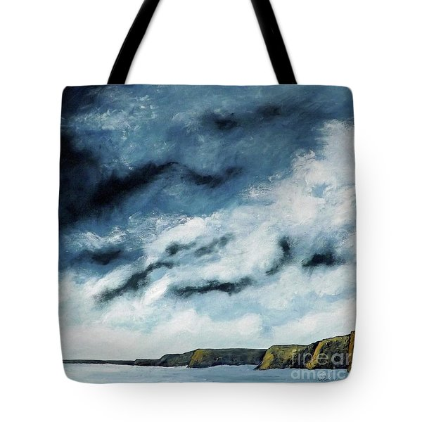 Santa Rosa Lake 2 Tote Bag