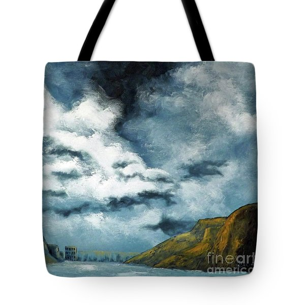 Santa Rosa Lake 3 Tote Bag