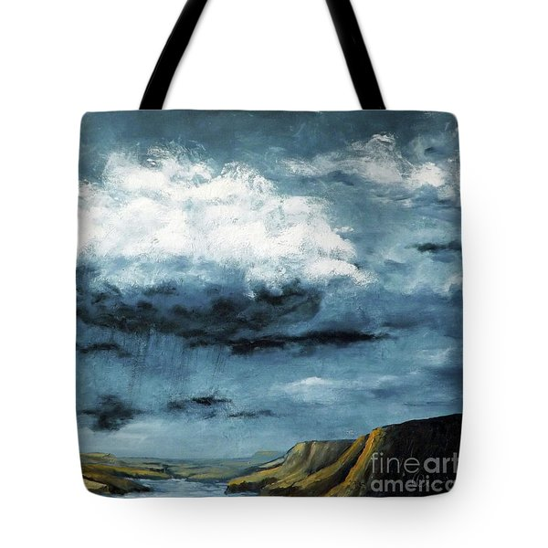 Santa Rosa Lake 5 Tote Bag