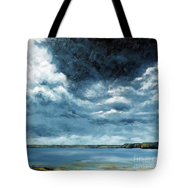 Santa Rosa Lake 6 Tote Bag