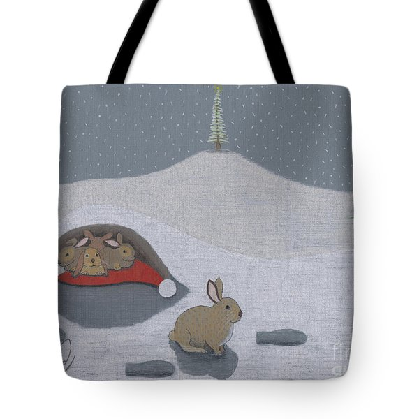 Santa's Ultimate Gift Tote Bag